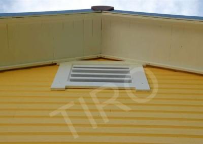 Sch mas et plans de nos maison ossature bois maisons ossature bois en kit tiro - Grille ventilation vide sanitaire ...
