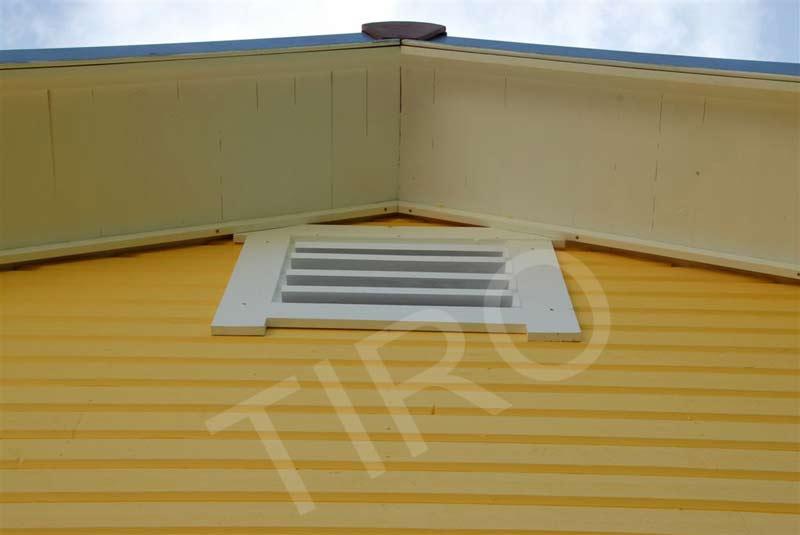 9 grille de ventilation maisons ossature bois en kit tiro - Grille de ventilation vide sanitaire ...
