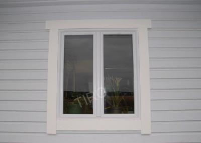 1- Encadrement fenêtre