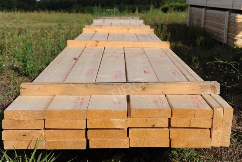 Lisse haute ceinturage d une maison ossature bois - Maison ossature bois haut de gamme ...