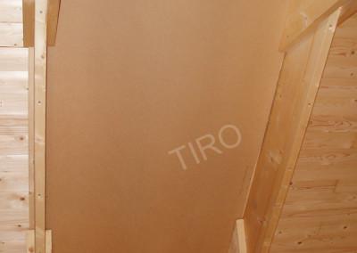 1- Panneaux de ventilation toiture