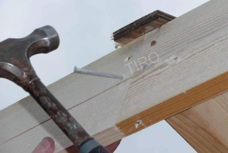 2 planche de rive sur facade maisons ossature bois en kit tiro
