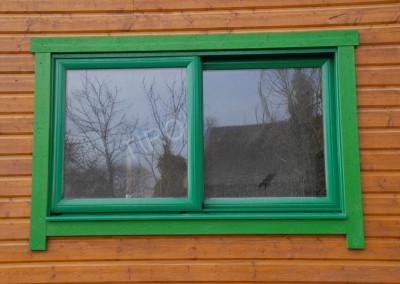 2- Encadrement fenêtre