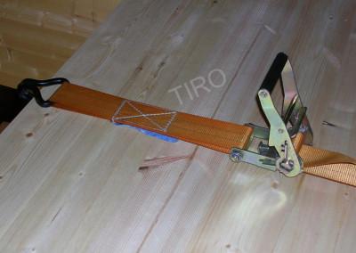 2- Lames de plancher en pin