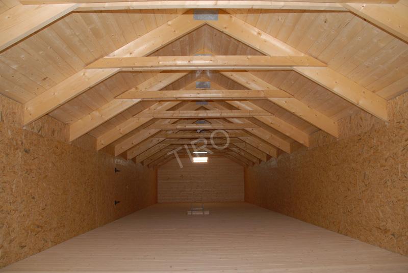 Plancher du grenier d une maison ossature bois maisons ossature bois en kit tiro for Plancher pour comble