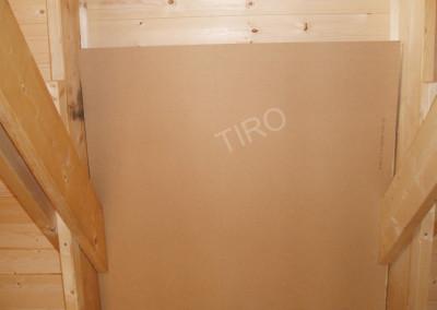 3- Panneaux de ventilation toiture