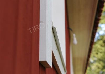 4- Encadrement fenêtre