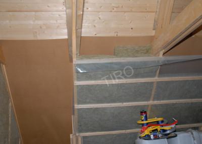 4- Panneaux de ventilation toiture