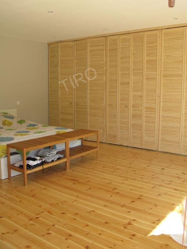 Lames de plancher en pin Maisons ossature bois en kit TIRO # Plancher Maison Ossature Bois