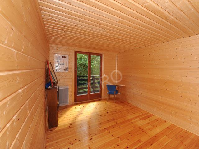 15 Maison TIRO intérieur  Maisons ossature bois en kit TIRO