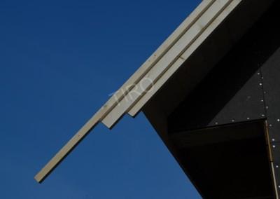 7- Planche de rive sur pignon