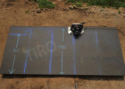 10- Panneaux asfaboard