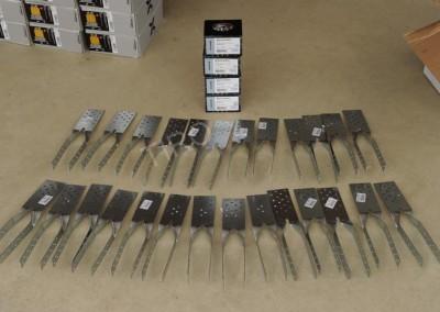 10- Connecteurs fourchette