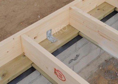 quincaillerie et fixations pour la construction d une maison ossature bois maisons ossature. Black Bedroom Furniture Sets. Home Design Ideas
