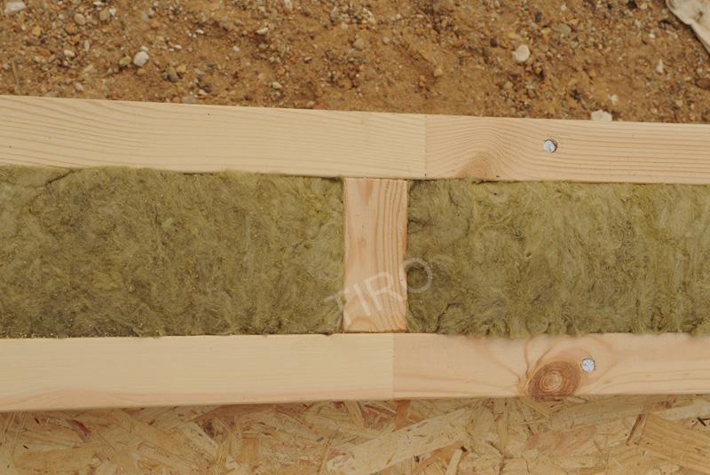 Solivage bois maisons ossature bois en kit tiro - Rehausse maison ossature bois ...