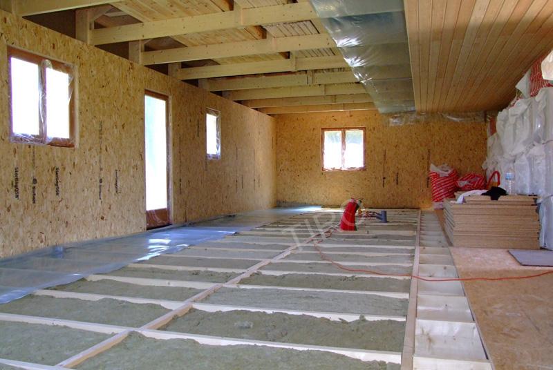 pare vapeur ossature bois cheap with pare vapeur ossature bois amazing mise en place des. Black Bedroom Furniture Sets. Home Design Ideas